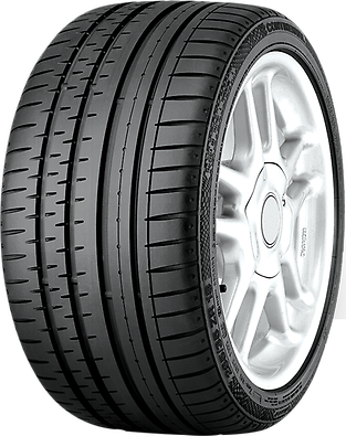 CONTINENTAL 205/55R16 91W SP.CONTACT2 FR ML.