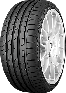 CONTINENTAL 235/40R19 96W S.CONTACT 3 TL.
